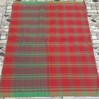 Sarung Rahmadina Lot 18 - 1 (satu) buah kain sarung motif hatta ukuran 120cm x 100cm kualitas no.2