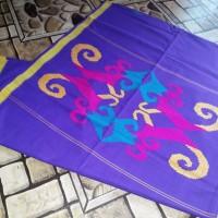 Sarung Rahmadina Lot 4 - 1 (satu)  buah Kain Sarung Samarinda Motif Cumi ukuran 120 cm x 100 cm Kualitas No. 1
