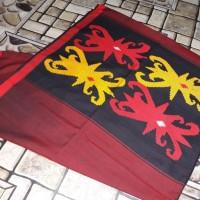 Sarung Rahmadina Lot 6 - 1 (satu)  buah Kain Sarung Samarinda Motif Cumi ukuran 120 cm x 100 cm Kualitas No. 1
