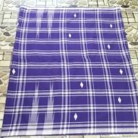 Sarung Rahmadina Lot 11 - 1 (satu) buah kain sarung motif hatta timbul ukuran 120cm x 100cm kualitas no.2