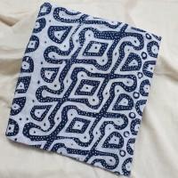 UMKM - 1 (satu) buah kain batik tulis khas Kalimantan bahan katun, ukuran 2m, kondisi baru
