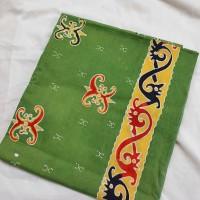 UMKM - 1 (satu) buah kain batik tulis khas Kalimantan bahan katun, ukuran 2,5m, kondisi baru