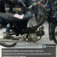 lot 7. Kejari Simalungun: 1 (satu)  Unit  Sepeda motor Honda Supra Fit Warna Hitam Nomor Polisi TANPA PLAT