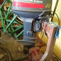 1 paket peralatan dan mesin dalam kondisi rusak berat dijual dalam bentuk scrap (Pelabuhan Perikanan Nusantara Brondong)