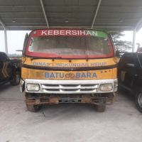 [pemkab. Batubara] 7. Satu unit mobil, Merk/Type: TOYOTA / NEW DYNA 130LT / DUMP TRUCK, BK 8002 BB