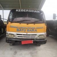 [pemkab. Batubara] 10. Satu unit mobil, Merk/Type: TOYOTA NEW DYNA 130LT / DUMP TRUCK,  BK 8001 BB