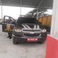 [pemkab. Batubara] 11. Satu unit mobil, Merk/Type: CHEVROLET COLORADO LT CREW / DOUBLE CABIN, BK 8122 BB
