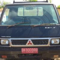 [pemkab. Batubara] 12. Satu unit mobil, Merk/Type: MITSUBISHI COLD L300 PICK UP, BK 8009 BB