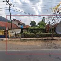 BRI Banjar 1b. Tanah, LT 1.945 m2 di Jl.Siliwangi Km.4, Kel.Raharja, Kec.Purwaharja, Kota Banjar