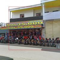 BRI Banjar 1c. T/B, LT 355 m2 di Jl.Pegadaian No.29, Kel.Hegarsari, Kec.Pataruman, Kota Banjar