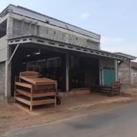 Lelang Eksekusi permohonan PT BRI (Persero) Cab Kendal:1 (satu) bidang tanah dan bangunan SHM 868, Luas Tanah 196m2 di Kabupaten Kendal