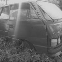 PUSSENKAV TNI AD : Scrap/limbah padat kendaraan bermotor rusak berat di Kota Bandung