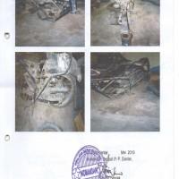 Paldam I/BB -7. 1 (satu) unit Sepeda Motor merk/type Suzuki TS 125, Tahun Pembuatan 2004, kondisi rusak berat dengan nomor Reg 8630-I