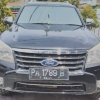 BPJS Wamena: 1 (satu) unit kendaraan roda empat, No. Polisi PA1789B, Merk/Type Ford Everest 2.5L 10-S M/T di Kabupaten Jayawijaya