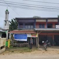 BRI SANGGAU : T/B Ruko SHM No. 1857 luas 110 m2 di Ds. Hilir Tengah, Kec. Ngabang Kab.Landak