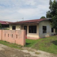 1.Bank Mandiri, Tanah seluas 366 m2 berikut bangunan terletak di Jl Sari Gg Teratai VIII Desa Marindal I, Kec patumbak Kab Deli Serdang