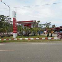 BNI - Tanah seluas 2.110 m2 berikut bangunan SPBU sesuai SHM No.1304 di Jl Raya Pacitan-Solo, Desa Punung, Kec.Punung, Kab. Pacitan