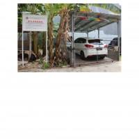 PKNSI - EKS PPA : Lot 4. 1 (satu) bidang tanah luas 77 m2 di Perum. Green Garden Blok C12 No. 5, Rorotan, Cilincing, Jakarta Utara