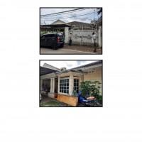PKNSI - EKS PPA : Lot 12. 1 (satu) bidang tanah&bangunan Lt.384m2 Lb.200m2 di Pela Mampang, Mampang Prapatan, Jakarta Selatan