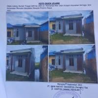 L. Eksekusi (PT Bank BRI Tbk., KC Merauke) : tanah 182m2 berikut bangunan rumah di atasnya (SHM 1865) di Seringgu Jaya, Merauke