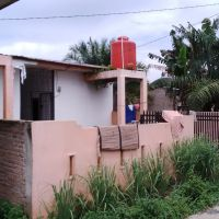 BRITT - Sebidang tanah seluas 119 M2 berikut bangunan yang berada di atasnya, terletak di  Jalan Hamka Gang Sei Deli Kelurahan  Durian Kec