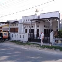 BRITT - Sebidang tanah seluas 538 M2  berikut bangunan yang berada di atasnya, terletak di  Jalan Hamka Kelurahan   Bulian Kecamatan Rambuta