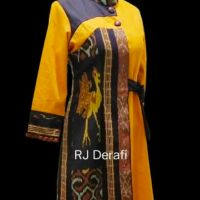 UMKM - Satu buah RJ Derafi Dress, kondisi baru