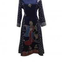 UMKM - Satu buah Dress Batik Cap Garutan, kondisi baru