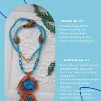UMKM - Satu buah Kalung Bluezy, kondisi baru