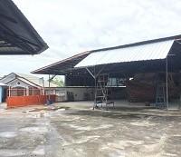 4. PT. Bank Mandiri RRCR Region II/Sumatera2 - Sebidang Tanah dan Bangunan Luas Tanah 1.348 M2 sesuai sesuai SHM No. 817/Air Merbau