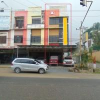 BSI - Tanah dan Bangunan Ruko dengan SHM No 2913, luas tanah 148 M2, Jl. Sisingamangaraja Kel. Bakaran Batu Kec. Rantau Selatan