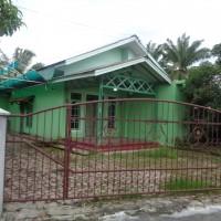 BSI - Tanah dan Bangunan Rumah dengan SHM No 103, luas tanah 380 M2 Jl. Dewi Sartika Kel. Sioldengan Kec. Rantau Selatan Kab. Labuhanbatu