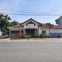 BSI - Tanah dan Bangunan Rumah dengan SHM No. 1174, luas tanah 740 m2 Jln. Sisingamangaraja Kel. Ujung Bandar, Kec. Rantau Selatan