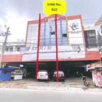 Bank Mandiri-Tanah dan Bangunan, SHM 822 terletak di Jl. Iskandar Muda Kota Medan