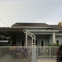 BANK UNIVERSAL 3 : T/B SHM No. 5985 luas 247 m2 di Jl. Tekam Gg. Abdullah RT 004 Kel. Tanjung Hulu Kota Pontianak
