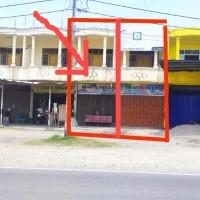 PT. BRI Kantor Fungsional Aceh-Tanah seluas 128 M2 berikut bangunan ruko sesuai SHM No. 505 An. Nurmahdi.