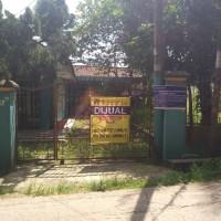BRI Tangerang - Sebidang tanah seluas 709 m2 berikut bangunan diatasnya, SHM 00753