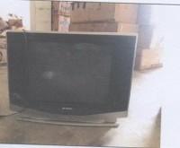 KPPBC NANGA BADAU 4 : TV MERK SHARP TYPE 21Q-FG1M UKURAN 21 INCH