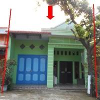 Mandiri, Tanah seluas 190 m2 berikut bangunan diatasnya SHM No. 16 di Kel Nangka, Kec Binjai Utara, Kota Binjai