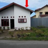 Mandiri, Tanah seluas 222 m2 berikut bangunan diatasnya SHM No. 1445 di Kel Nangka, Kec Binjai Utara, Kota Binjai