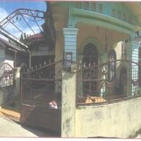 Mandiri, Tanah seluas 162 M2 berikut Bangunan SHM No. 31 di Desa Tanjung Langkat, Kec Salapian, Kab Langkat
