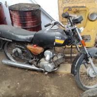 (Pemda Bone LOT 28) 1(satu) unit Motor Suzuki A 100 X, DD 4329 W, Hitam, 2002, STNK ada, BKPB tidak ada, Rusak Berat di Kab. Bone