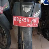 Pemprov Kalbar: Barang Milik Daerah 7: Yamaha Crypton Pembelian th 1997