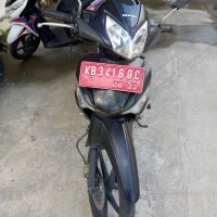 Pemprov Kalbar: Barang Milik Daerah 15: Honda Supra X 125CW Pembelian th 2012