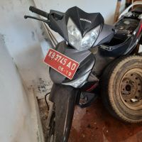 Pemprov Kalbar: Barang Milik Daerah 18: Honda NF 125D Pembelian th 2009