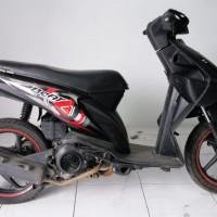 Kejari Garut (Rampasan) Lot 10: 1 (satu) unit motor Honda Beat warna hitam Nopol D 2722 WM