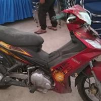Pemprov Kalbar: Barang Milik Daerah 21: Yamaha Jupiter MX Pembelian th 2009