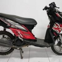 Kejari Garut (Rampasan) Lot 6: 1 (satu) unit Motor Yamaha X-Ride warna hitam Nopol Z 6424 FR