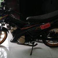 Kejari Garut (Rampasan) Lot 2: 1 (satu) unit Motor Suzuki Satria FU tanpa TNKB