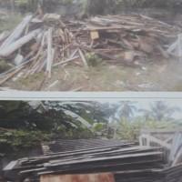 BPKP: 1(satu) Paket Sisa Bongkaran Bangunan Kondisi Rusak Berat